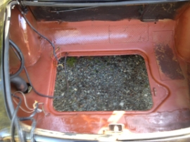 Due to varnish buildup in I pulled the gas tank and had it serviced.